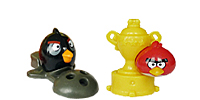 Angry Birds Böse Vögel Spiel Figur Figuren Ü-Ei Ferrero