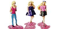 Barbie Fashionistas Ken, Merliah, Rapunzel, Teresa, Rosella, Gothel, mehr Figuren Ü-Ei