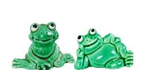 Happy Frogs die Frösche Frösch zum sammlen aus dem Ü-Ei von Ferreo