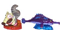 Ice Age zwei Figuren von Ferrero aus dem Überraschungsei