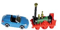 Automodell Modell Auto Wagen Oldtimer Rennwagn deutsch ü-Ei Figuren aus dem Überraschungsei von Ferrero zum sammlen Figur Ei Eier Ü-Ei Ü-Eier Ue - Ei