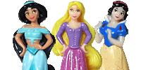 Prinzessinnen aus dem Ü-Ei prinzessin schneewittchen Ariell Prinzessinnen im Märchen Prinzessin Königstochte