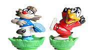Günstige Figuren von Magic Sport Figuren aus dem Überraschungsei von Ferrero