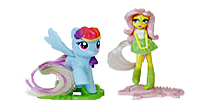 My little Pony Figuren aus dem Ü-Ei Überraschungsei Ferrero Ü-Eier