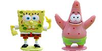 SpongeBob Schwammkopf Figuren und seine Freunde wie Patrick, Plankton Sandy THADDäUS TENTAKEL etc.