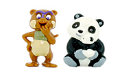 Tao Tao Figuren aus den Überraschungsei tao tao walt disney Kiki Puuh