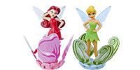 Disney Fairies Figuren mit Tinkerbell und ihren Freundinnen