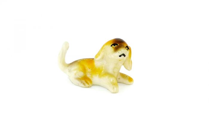 Dackel (Alte Tierfiguren - Hunde)