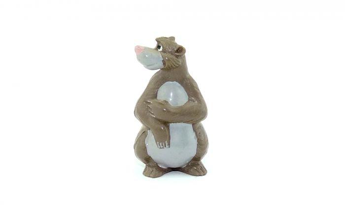 Balu der Bär aus der Serie das Dschungelbuch von 1985
