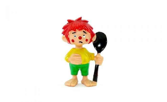 Nimmersatt aus der Ü-Ei Serie von 1985 Der kleine Kobold Pumuckl