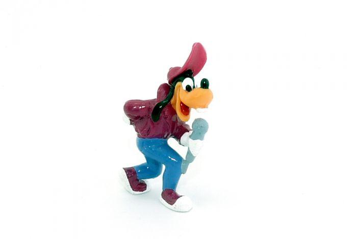 Goofy mit Kappe aus der Serie Micky und Freunde von 1989