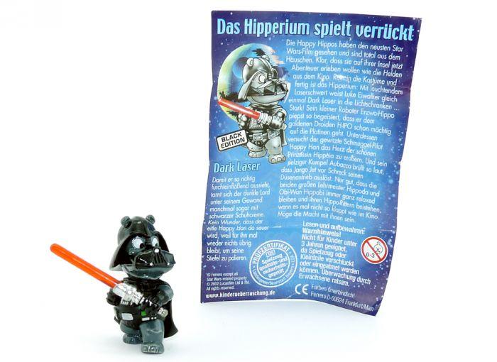 Darth Vader als Black Edition von Star Wars komplett (Variante)