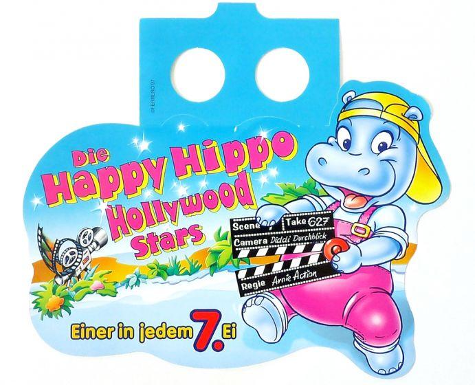 PAH von den Happy Hippo Hollywood Stars (Palettenanhänger)