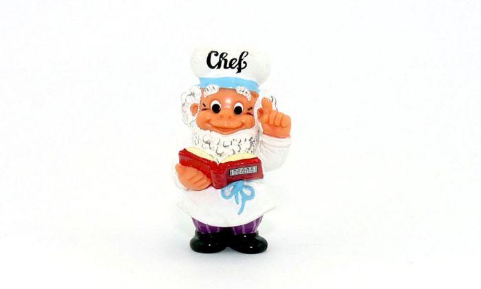 Manni Mannehme von den Küchenzwergen, der Küchechefkoch
