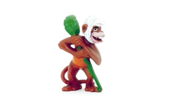 Diener mit Zähne weiß bemalt (Dschungelbuch von 1985)