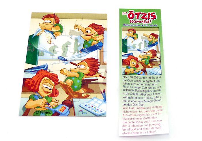 Die Ötzis kommen (Puzzle Nr. 2)
