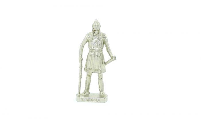 Häuptlinge, Tecumseh - Chrom (Metallfiguren)