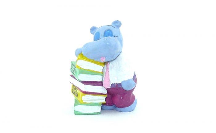 Träumer Tommy aus der Serie Die Happy Hippo Company