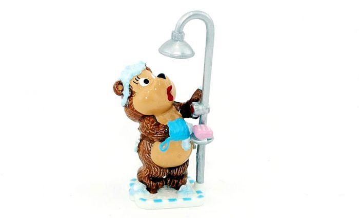 Paula Panne unter der Dusche aus der Serie  Top Ten Teddies Traumurlaub