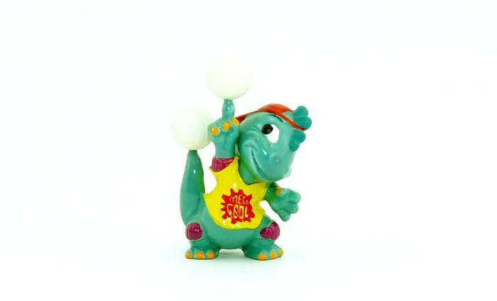 "Dribbelino aus der Serie ""Die Dapsy Dino Family"""