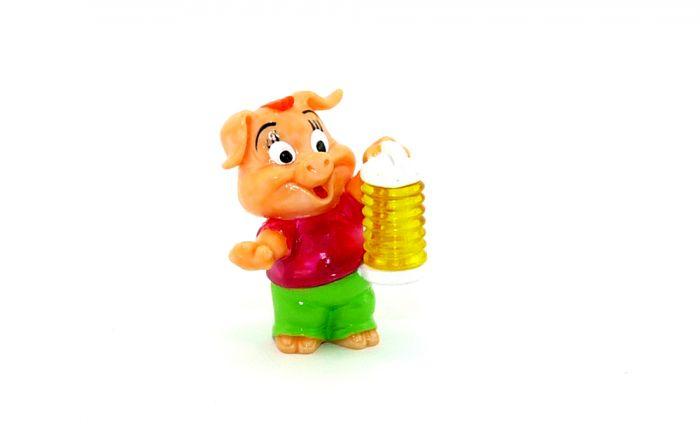 Hansi Halogenius (Pinky Piggys)