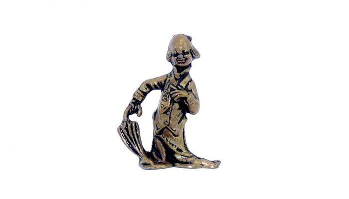 Clown Miniaturen, Tino - Messing (Metall)