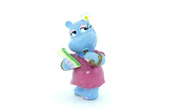 Susi Sonnenschein aus der Serie Die Happy Hippo Company