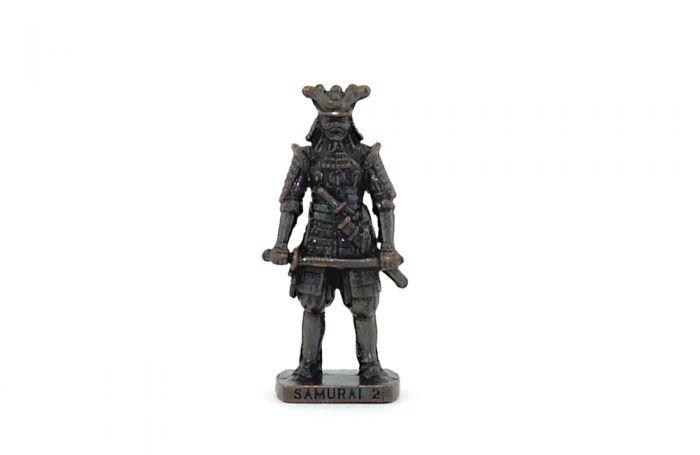 Samurai Nummer 2 (Metall)