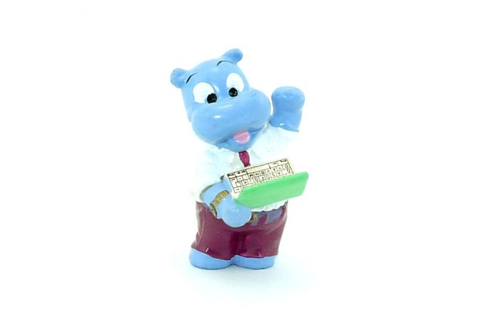 Guido Geistesblitz aus der Serie Die Happy Hippo Company