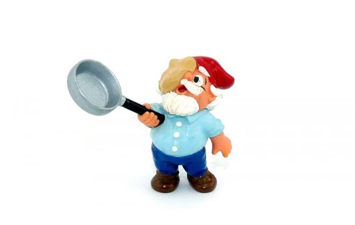 Hansi Hoppla von den Küchenzwergen