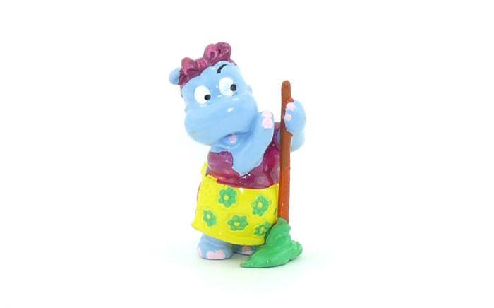 Klara Klatschmaul aus der Serie Die Happy Hippo Company