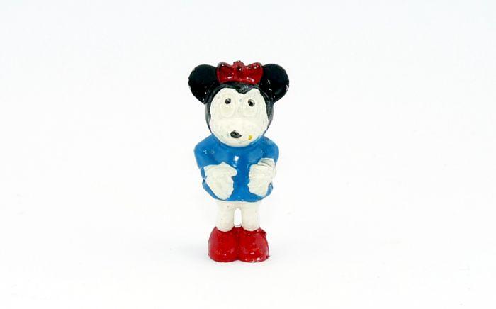 Minnie Maus von Walt Disney (Alte Ü-Ei Figuren)
