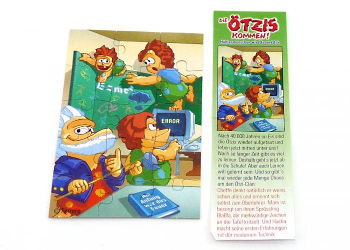 Die Ötzis kommen (Puzzle Nr. 1)