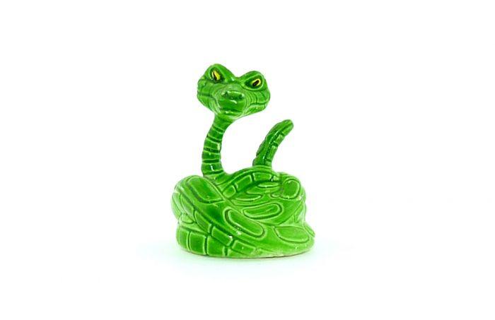 Die Schlange Kaa aus der Serie das Dschungelbuch von 1985