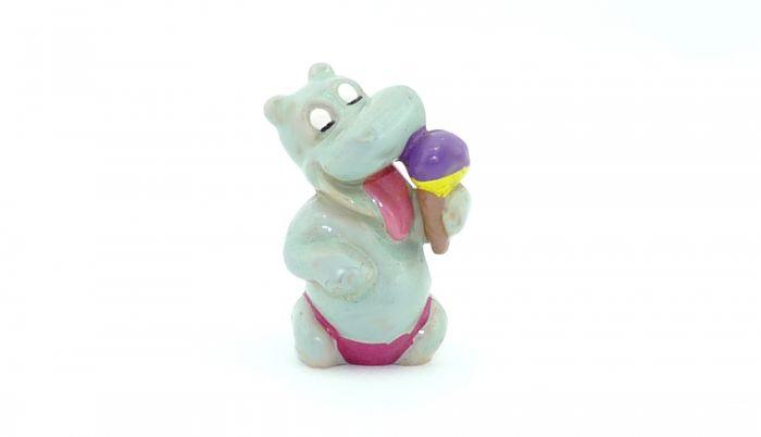 Schlecker Schorschi aus der ersten Happy Hippo Serie von 1988