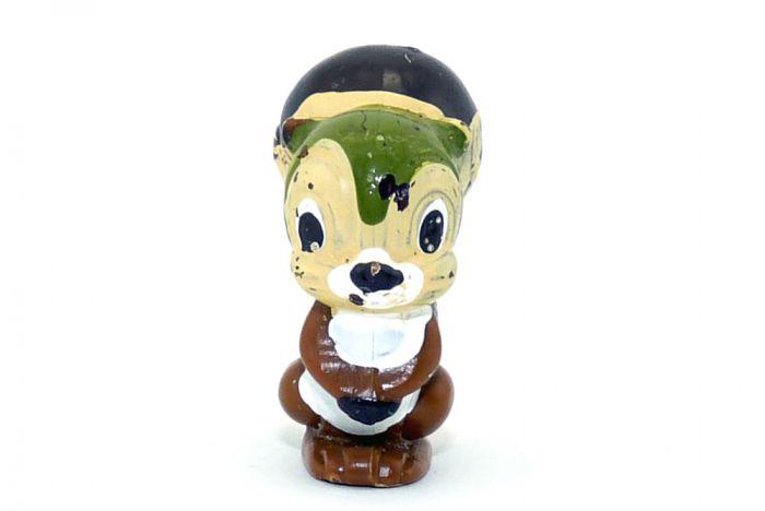 Eichörnchen in Vorserienbemalung von den Tao Tao (Ü-Ei Rarität)