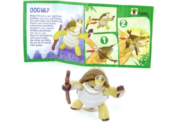 OOGWAY mit deutschen Beipackzettel FS285 (Kung Fu Panda 3)