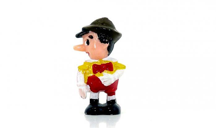 Pinocchio (Alte Hartplastikfigur aus dem Überraschungsei)