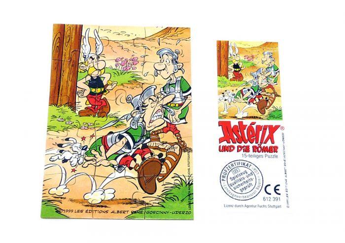 Asterix und die Römer Puzzleecke unten rechts