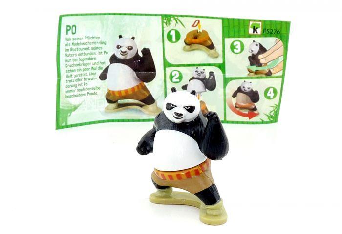 PO mit deutschen Beipackzettel FS285 (Kung Fu Panda 3)
