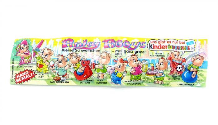 Pinky Piggys (Beipackzettel)