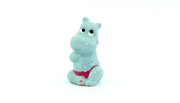 Wasser Walli aus der ersten Happy Hippo Serie von 1988