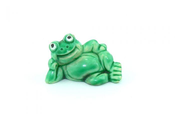 """Big Boss aus der Serie """"Happy Frogs"""" von 1986"""