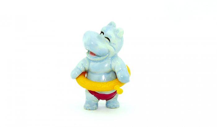 Planscher Pauli von der ersten Happy Hippo Serie von 1988