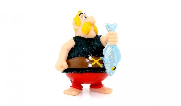 Verleihnix der Fischverkäufer (Asterix und die Römer)