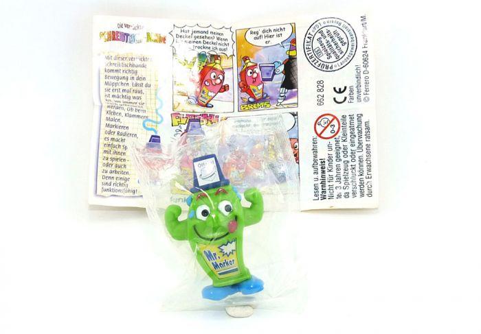 Mr. Marker grün, noch in Originalverpackung (Schreibtischbande)