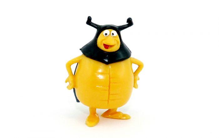 Kurt mit blauen Rücken aus der Serie Biene Maja von 1983
