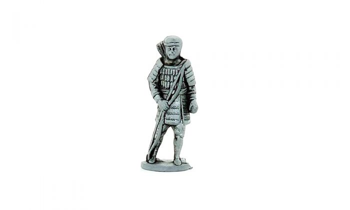 Bogenschütze - Eisen 40mm, Samurai - 1977 (Metallfiguren)