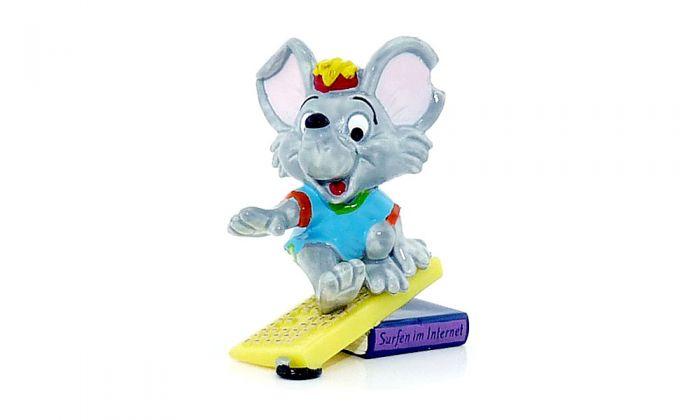 Sascha Surfer von den Mega Mäusen (Computermaus)