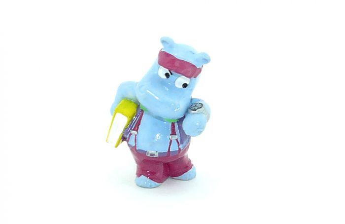Pauly Pünktlich aus der Serie Die Happy Hippo Company